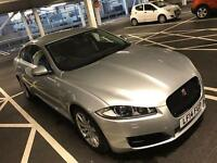 JAGUAR XF ***14 PLATE***2014 2.2 PREMIUM LUXURY EDITION ( CAT D REPAIRED )