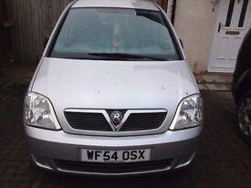 Vauxhall Meriva 1.6 Semi-Auto BROKEN