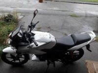Clean condition Honda CBF 125CC