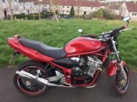 2002 Suzuki Bandit 600