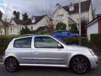 SUMMER/AUTUMN SALE!! (2005) RENAULT Clio 2.0 182 Cup RenaultSport FREE DELIVERY/MOT 1 YR/TAX/FUEL