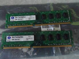Pc memory 8GB