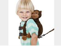 Goldbug baby monkey reins