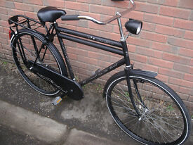Gents Dutch Bike XXXL