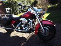Harley Davidson Roadking Custom