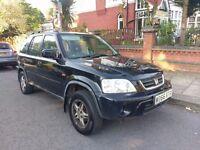 Honda CRV 2.0 2000 5 Door MOT Drives very well quick sale bargain