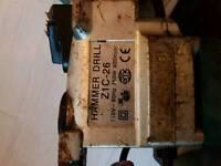 Makita hammer drill z1c-26