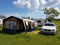 Cabanon (Conway) Atlantis Trailer Tent