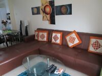 1 double bedroom in a 2 bed house for rent