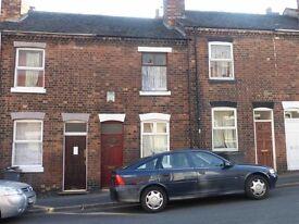 Terraced house for rent in Century street, Hanley, Stoke-on-trent