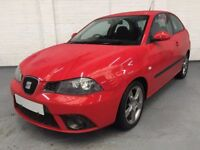 2007 Seat Ibiza 1.2 Reference Sport 3dr *** Full Years MOT ***