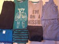 Bundle of boys clothes age 9-10yrs