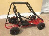 A.T.V. 5HP GO KART MANCO AMERICAN MADE FULL ROLL CAGE