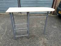 lightweight nail bar / table delivery available