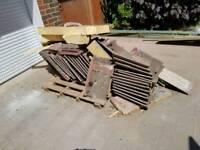 Redland 52 roof tiles