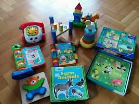 various children's toys -£2 each