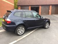 BMW X3 M Sport_Manual_4x4. Excellent Condition. Engine 15000mls. Leather Seats. Alloy Wheels.