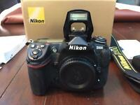 Nikon D300 semi professional Digital SLR ( body only)