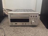 Denon RCD-M37 DAB Hifi system + Amp CD tuner + I pod connectivity.