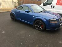 2003 Audi Coupe Turbo, 1.8 Petrol, Cheap Tax
