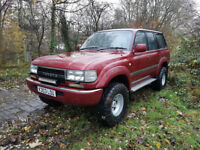 1992 Toyota LandCruiser 4.2 Turbo Diesel Manual