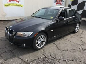 2011 BMW 3 Series 323i, Automatic, Leather, Sunroof, Only 71,000