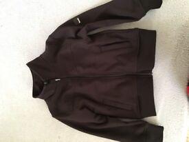 Boys bench jacket