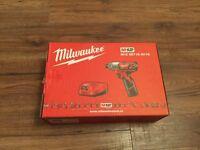 Milwaukee Impact Driver M12 Set 1E - 201B