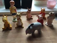 Winnie the Pooh figures