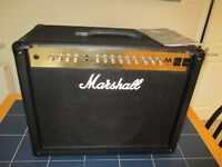 Marshall MA50 all valve 50 watt guitar combo.