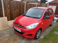 Hyundai i10 1 owner, low mileage
