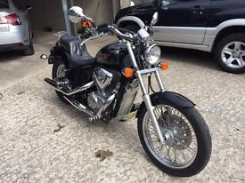 Totally mint Honda Shadow VT600C Cruiser only 6000 miles credit cards accepted ,trade in considered