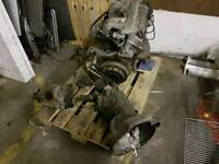Bmw e30 3 series 1.8 engine and gearbox