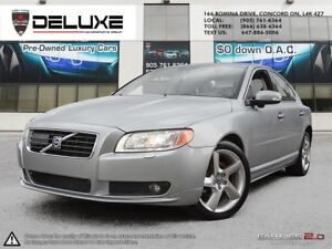 2009 Volvo S80 T6 S80 T6 AWD BLIND SPOT $94.68 WEEKLY
