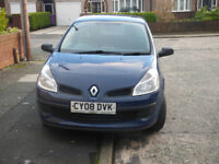 Renault Clio 1.2 Freeway for sale £1,400 ono