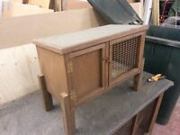 Guineapig hutch in excellent condition