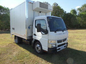 Fuso Canter 515  Refrigerated Rocklea Brisbane South West Preview
