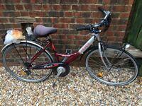 Cinza City Bike for Sale
