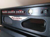 Ashdown Fallen Angel FA60 DSP Valve Amplifier & FA412 Speaker Cabinet (F/S included)