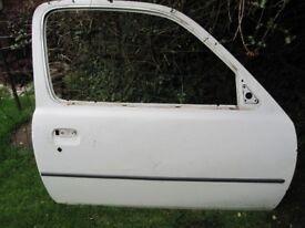 Nissan Micra K11 O/S (Drivers) Door (3 door)