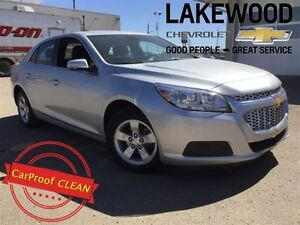 2016 Chevrolet Malibu LT (Powered Options, Colored Touch Screen)