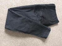 Maternity jeans size 18