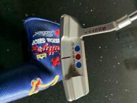 Scotty Cameron junk yard dog putter immaculate