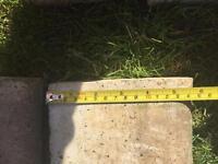 Concrete Edging (used)