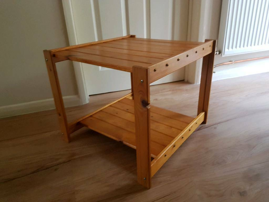 Pine coffee tables