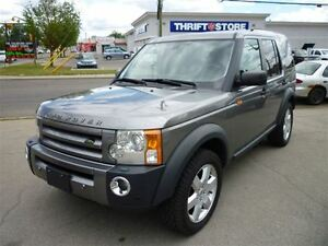 2008 Land Rover LR3 V8 HSE 7 PASSANGER/LEATHER/PANO ROOF/NAVI