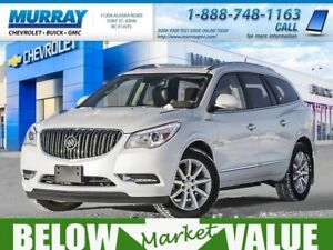 2017 Buick Enclave Premium AWD  **sunroof! heated and cooled sea
