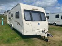 2007 Bailey Senator Carolina 6 berth (can be sold with or without 2021 Air Awning and Conservatory