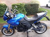 2007 Triumph Tiger 1050, Excellent Condition, Low mileage 15.3k and FSH