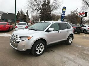 2011 Ford Edge SEL AWD w/Leather & Navi
